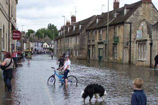 flooded-town - Skipandwaste.com